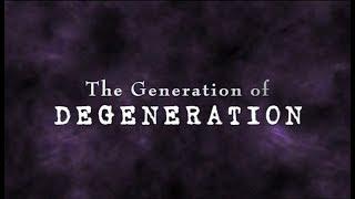Resident Evil: Degeneration. Рождение Вырождения / The Generation of Degeneration. RUS/ENG sub