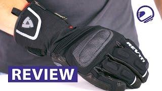 REV'IT! Taurus GTX motorhandschoen review - MotorKledingCenter