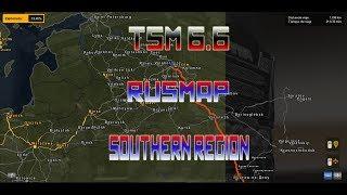 Tutorial instalacion ETS2  de TSM 6.6+Rusmap+Southern Region y Promods 2.17+Rusmap+Southern Region