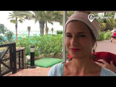 Beach JA Jebel Ali Golf Resort's Private Beach | Holiday in Dubai