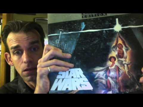 Laserdisc Memories  Star Wars the Force awakens and the Year of the Reboots