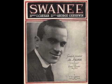 Swanee - Al Jolson (1919)