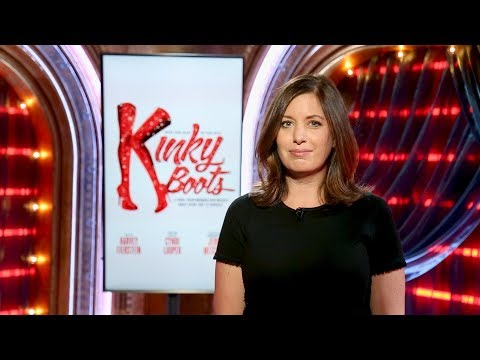 Spotlight On: KINKY BOOTS