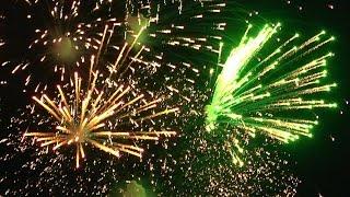Праздничный  Салют 23 февраля 2015- День защитника Отечества-КАНАЛ