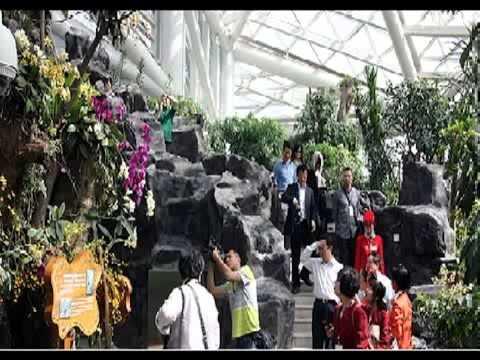 Flora Niagara 2017 -- AIPH Horticulture Exhibitions