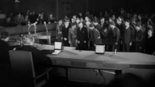 Milada Horáková - nesestříhané závěrečné projevy odsouzených
