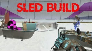 Sled Build [gmod] W/pewds, Ken, Nanners
