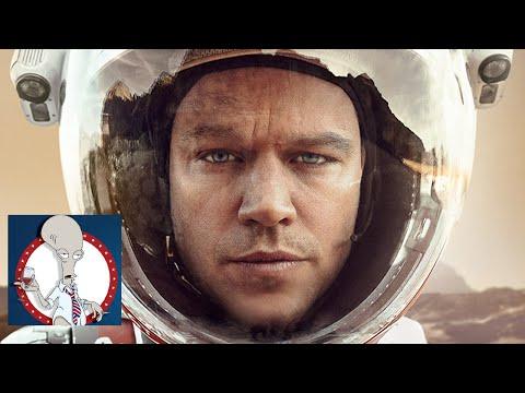 Марсианин - Спасибо что за мной вернулись - Взлет с Марса - Сцена из фильма