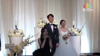 [뮤지컬웨딩] 고품격 축가서울웨딩홀추천_양재엘타…