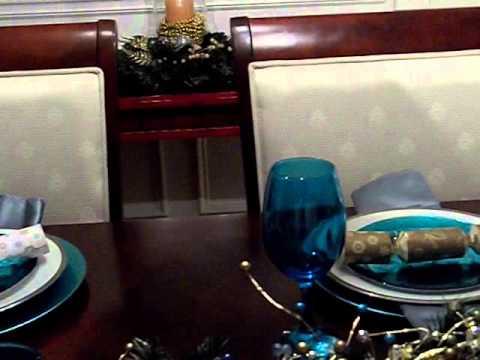 Christmas 2014 Tablescape