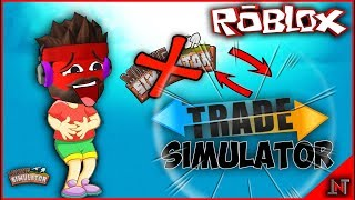 ROBLOX Indonesia #172 Mining Simulator | Be it even so TRADE SIMULATOR here???