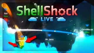 WHAT IS THAT WEAPON? | Tank Wars (Shellshock Live)