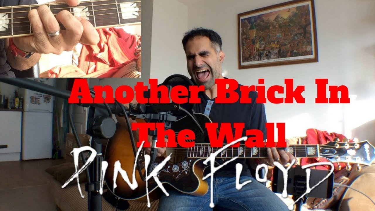 Another Brick In The Wall Pink Floyd Acoustic Cover Learn