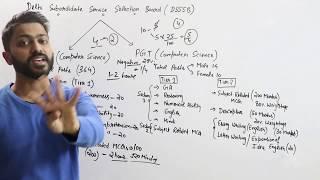 DSSSB TGT and PGT Computer Science Exam Pattern and Preparation Tips | DSSSB Recruitment2020