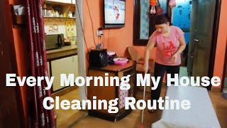 Indian House Cleaning Routine/Morning House Cleaning Routine/daily House cleaning/Cleaning