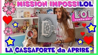 Baixar MISSION IMPOSSI...LOL: APRIAMO LA CASSAFORTE! By Lara e Babou