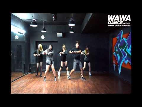 WAWA DANCE ACADEMY SPECIAL FX RED LIGHT DANCE STEP