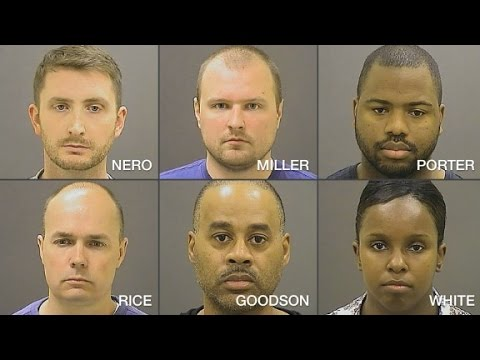 Specific charges, profiles of Freddie Gray officers