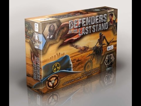 Defenders of the Last Stand Review