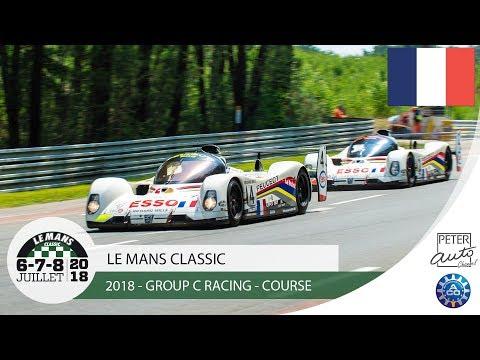Le Mans Classic 2018 - Group C Racing