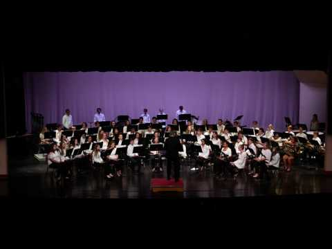 Science Hill High School Symphonic Band Spring 2017