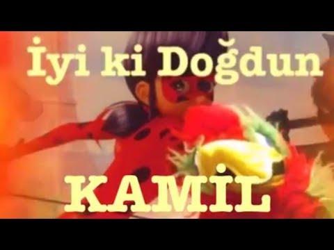 İyi ki Doğdun KAMİL :) Komik Doğum günü Mesajı 1.VERSİYON *happy birthday Kamil* Made in Turkey :) 🎂