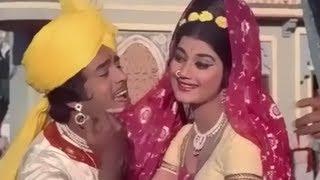 Sang Basanti, Ang Basanti - Superhit Peppy Dance Song - Raja Aur Runk -  Sanjeev Kumar, Kumkum