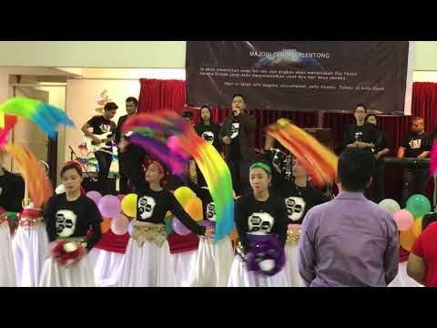 Opening + Hosana Termulia - He Is Our Salvation (Pra Natal Sib Zon Selatan 2017)