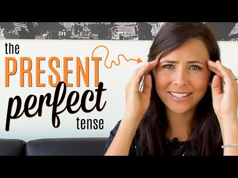 The Present Perfect Tense | English Grammar Lesson