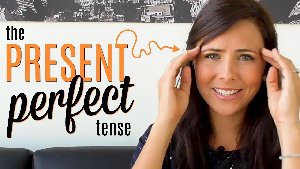 The Present Perfect Tense | English Grammar Lesson | mmmEnglish