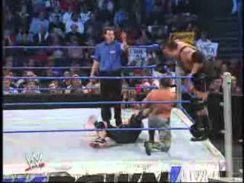 WWE - John Cena & Rey Mysterio vs Big Show & Chavo ...