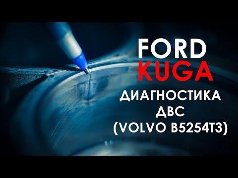 Диагностика ДВС Форд Куга