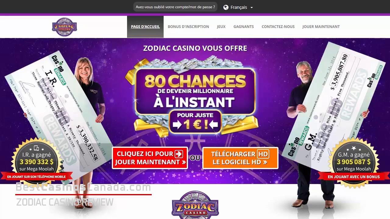 Zodiac Casino Vertrauenswurdig