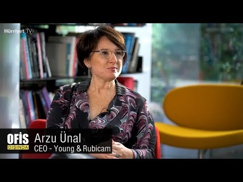 Ofis Dışında - Young & Rubicam CEO Arzu Ünal