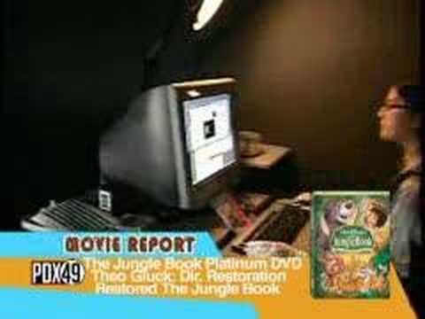 "PDX49 EZone ""The Jungle Book"" Interviews (Part 3)"
