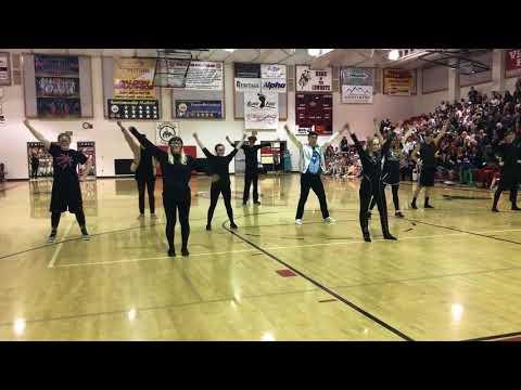 2018 spirit week dance | Junior class | Grantsville high school