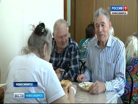 В третьем новосибирском госпитале представили особое меню для пациентов