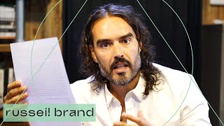 A Letter To Boris Johnson From Russell Brand