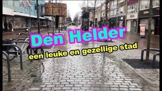 Kakhiel Vlog #30 - Den Helder, een leuke en gezellige stad