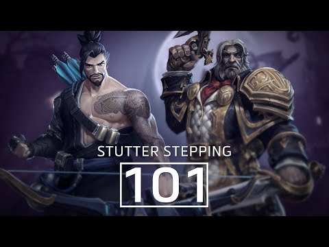 Heroes of the Storm: Stutter Stepping 101