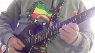 Affairs of the heart - Damian Marley (guitar solo cover)