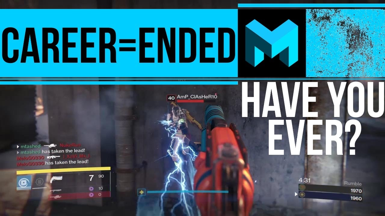 Ending someones Destiny Career: Have you? - YouTube