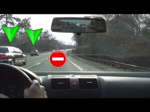 What is the purpose of the right lane?