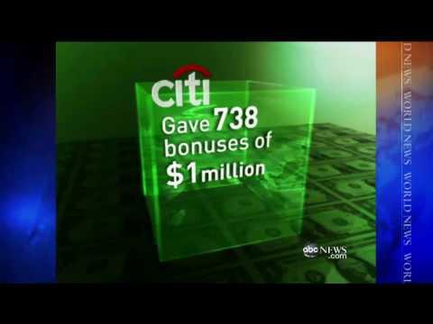 Banks' Bailout Bonus Babies