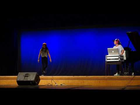 Zoe & Samara Goethe International Charter School Talent Show 2017