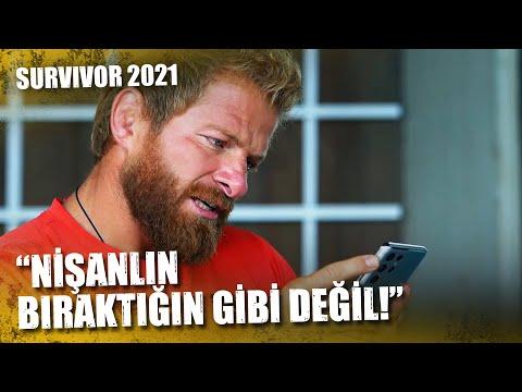İSMAİL BALABAN'IN ANNESİYLE KONUŞMASI!   Survivor 2021
