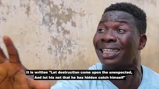EGUNGUN VISIT IPM - Woli Agba Skits