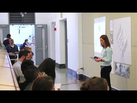 Thesis Prize Jury 2016 - School of Architecture, Syracuse University
