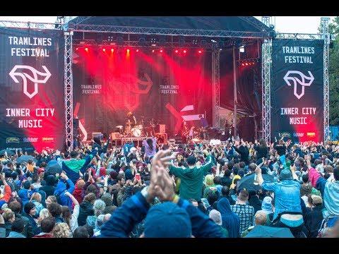 The Coral - Tramlines Festival, Devonshire Green, Sheffield, England, 23.07.2017 (Full Set)