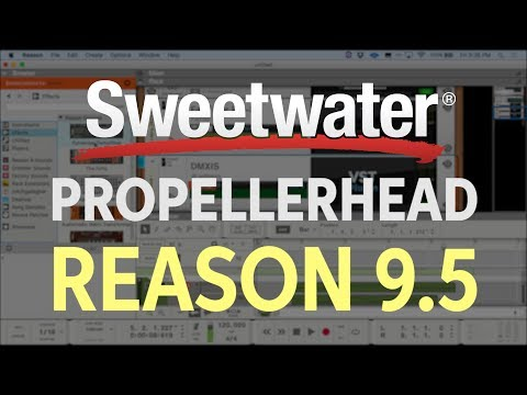 Propellerhead Reason 9.5 DAW Software Reviewed